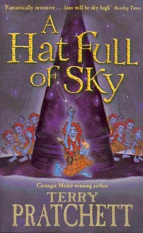 A Hat Full of Sky; Terry Pratchett