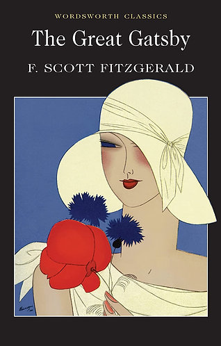 The Great Gatsby; F. Scott Fitzgerald