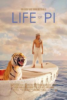 Life of Pi; Yann Martel