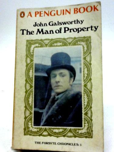 The Man of Property; John Galsworthy
