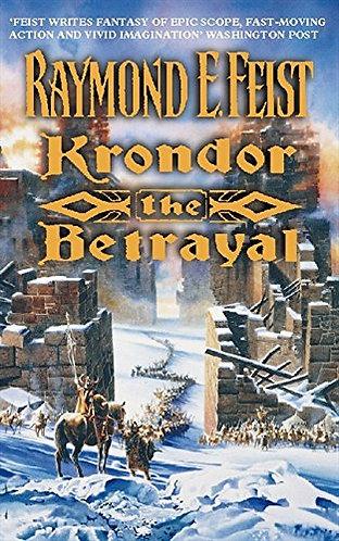 Krondor the Betrayal; Raymond E. Feist