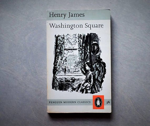 Washington Square; Henry James