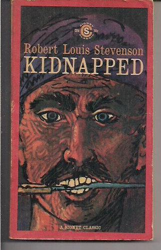 Kidnapped; Robert Louis Stevenson