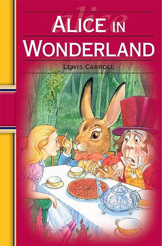 Alice in Wonderland; Lewis Carroll