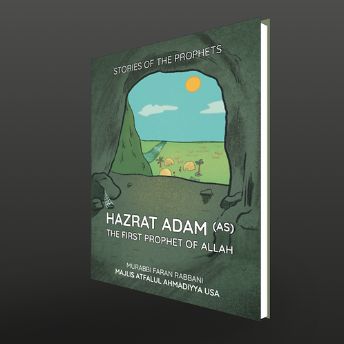 Hazrat Adam(as) - The First Prophet of Allah (Stories of the Prophets)