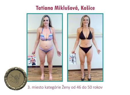 TATIANA MIKLUŠOVÁ, 47 rokov, Košice