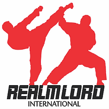 Realm Lord International Website main Logo