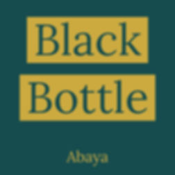 Abaya - Black Bottle