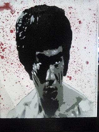 Bruce Lee (Stencil 2)