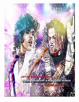 """The Prince and the King """"Let's Jamm"""""""