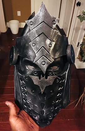 Medieval Knight Batman Face Mask for Kids & Adults