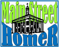 Main Street Homer
