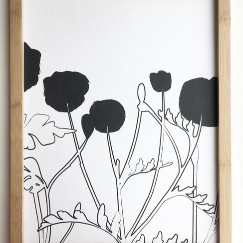 Heartthrob Studio: Black & White Art Prints