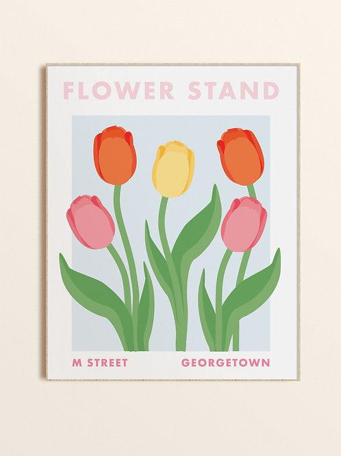 Flower Stand Georgetown