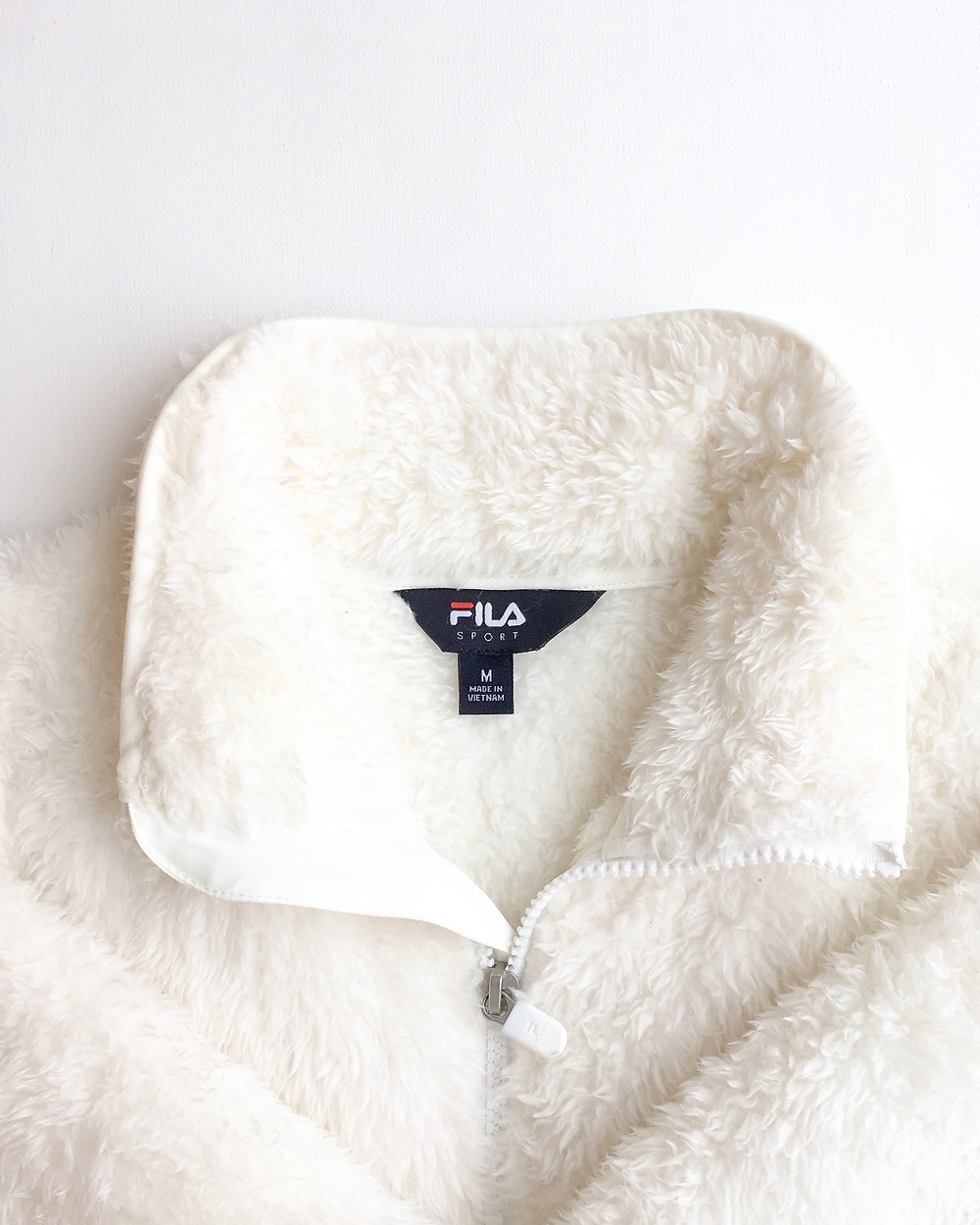 Heartthrob Studio March Essentials; FILA SPORT Sherpa Fleece