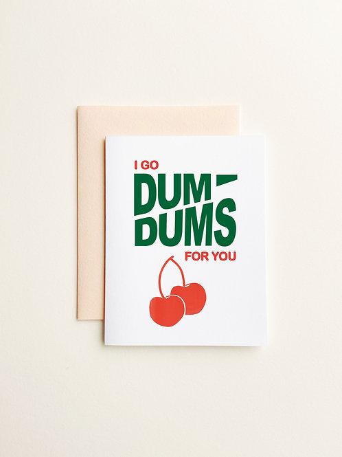 Dum-Dum Valentine