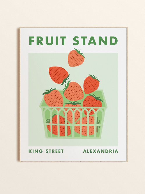 Fruit Stand Alexandria