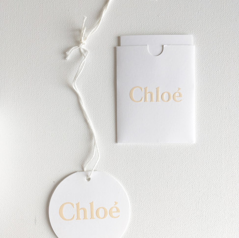 DESIGN CRUSH: Chloé