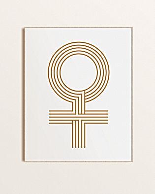 Mid-Century Femme Form