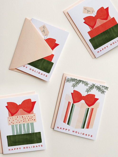 Gift Tower Stationery Set