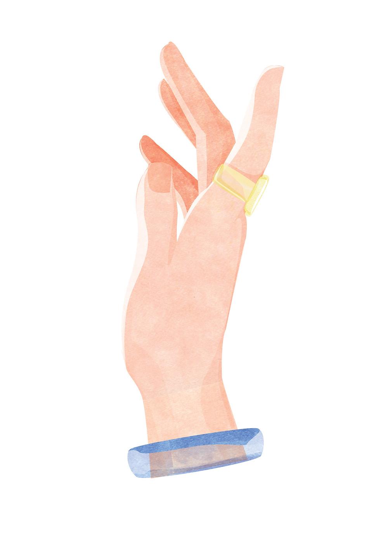 Heartthrob Studio Hand Gesture Art