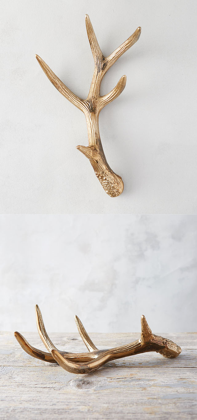 Terrain Weathered Iron Antler