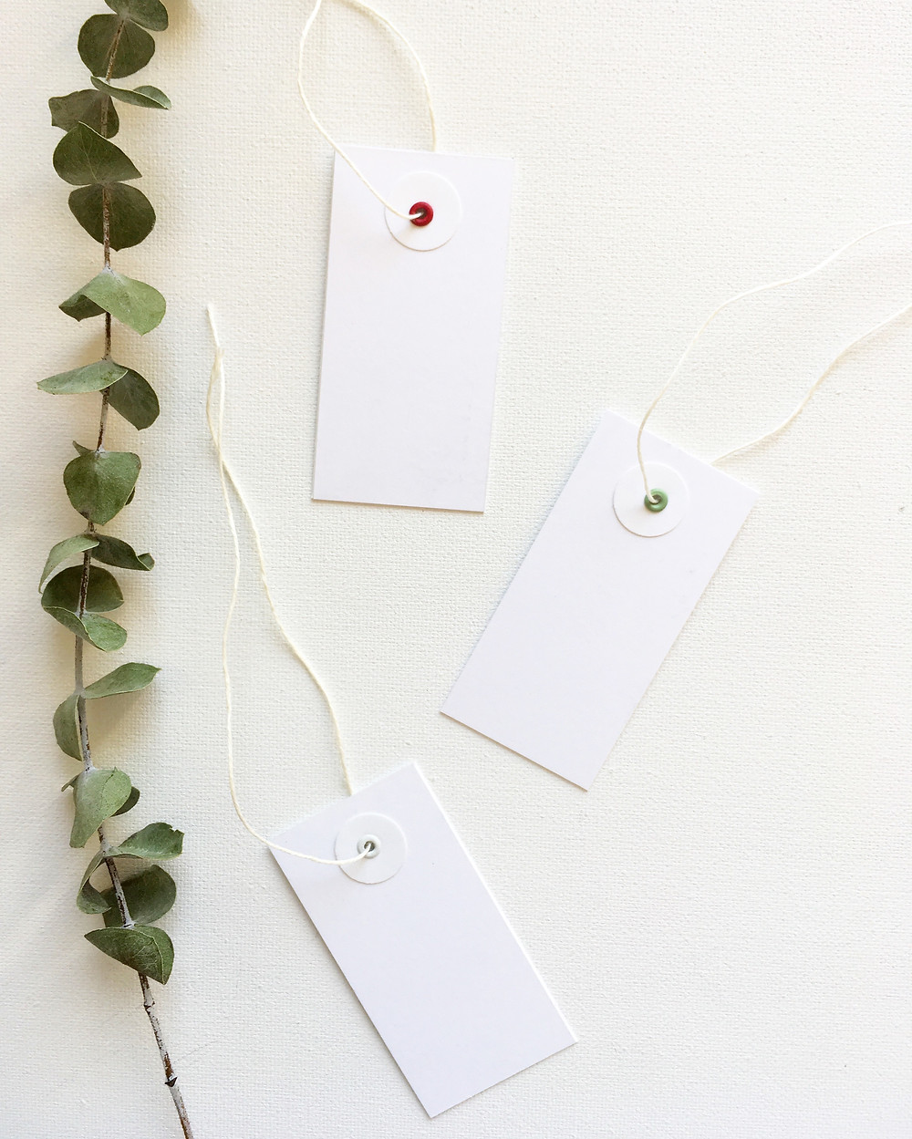 Heartthrob Studio Gift Tags, Minimal, Eyelets