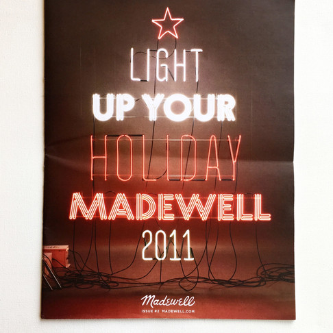 CATALOG CRUSH: Madewell (Holiday)