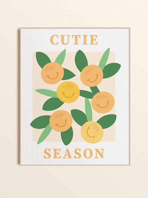 Cutie Season Print