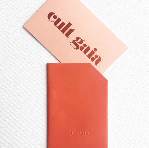 DESIGN CRUSH: CULT GAIA