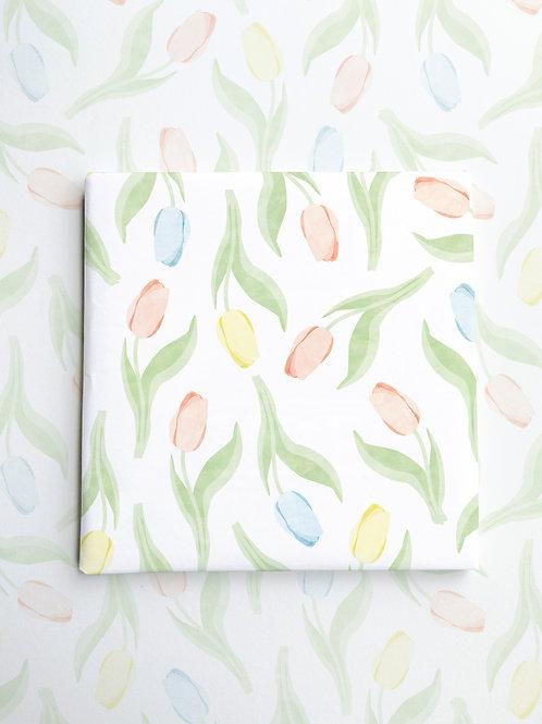 Garden Tulip Wrap