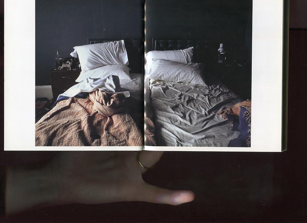 Nan Goldin, Empty Beds, Boston, 1979