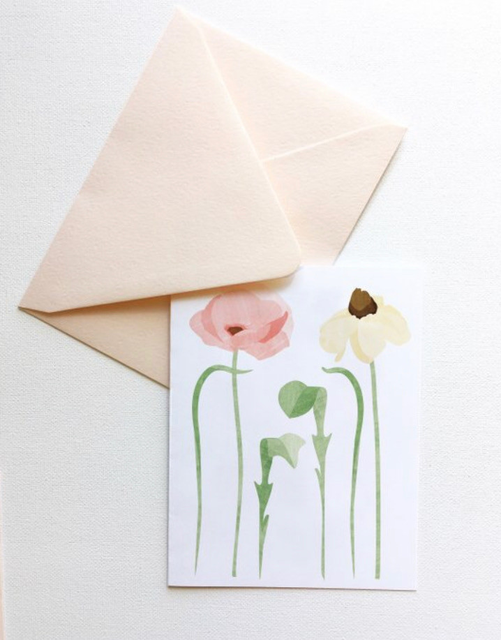 Wildflower Stationery