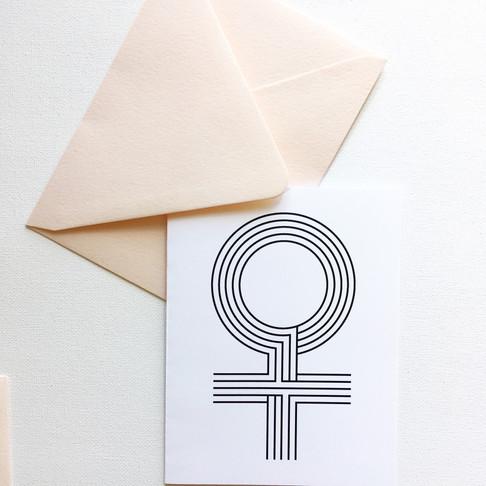 HEARTTHROB STUDIO: NEW FEMININE STATIONERY