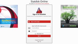 New! Statdisk Online Beta