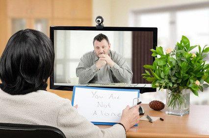 Thérapie en ligne