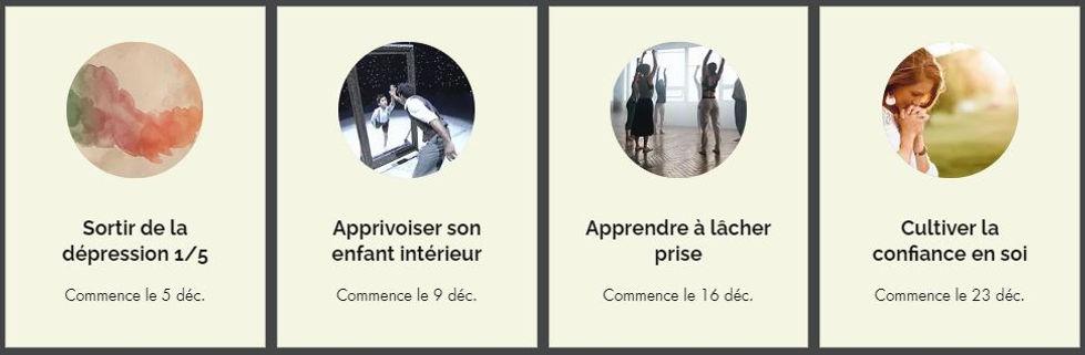 Ateliers bien-être - Thierry Régnier thérapeute