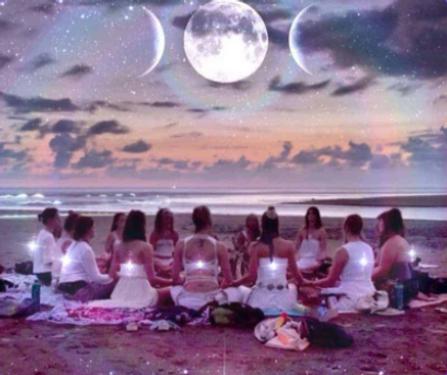 The Moon Lit Path Soul Focus UK
