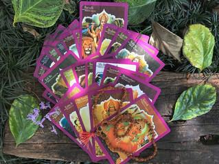 O Tarot Mitológico Hindu