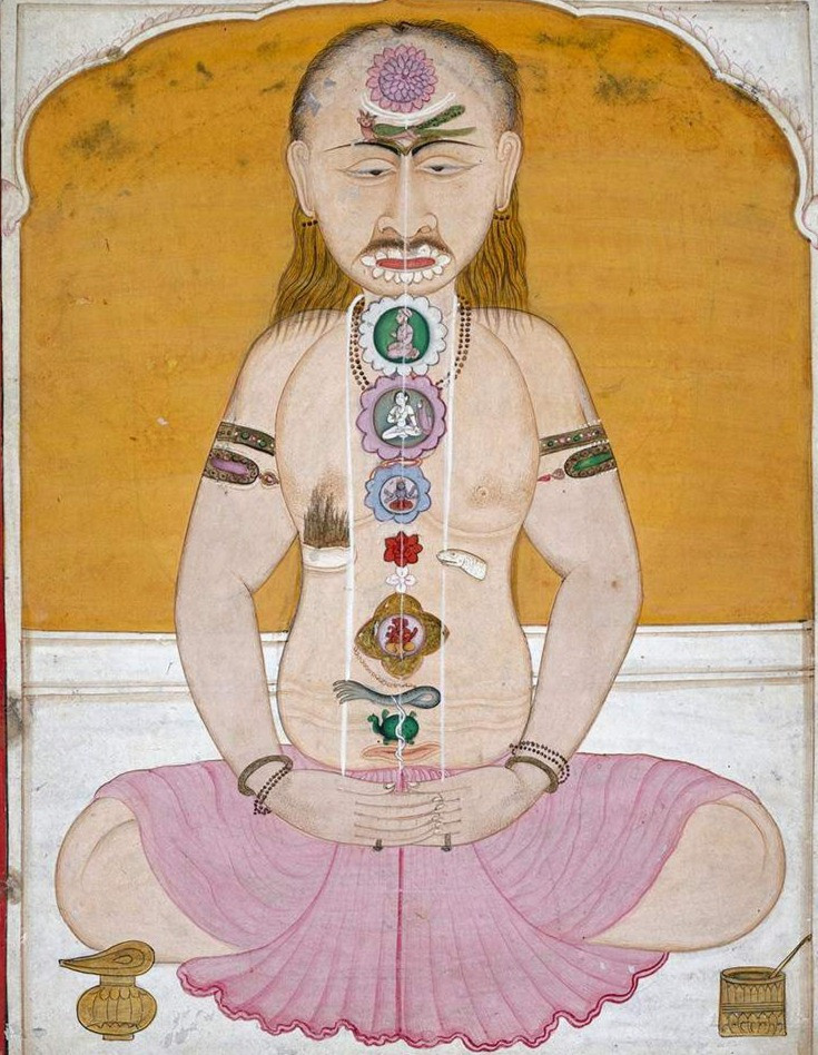 chakras e o corpo sutil