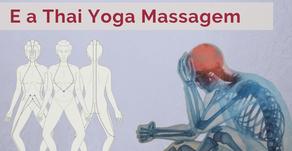 Tratando a cefaleia tensional com Thai Yoga Massagem