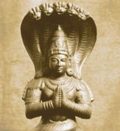 Patañjali sábio que decodificou o yoga.