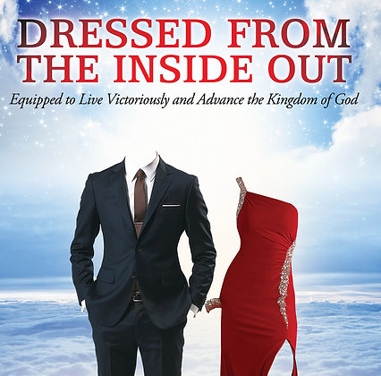 Dressed From The Inside Out  (Softcover)