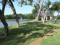 Sonora Park Pond
