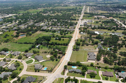 Aerial of Little School Rd