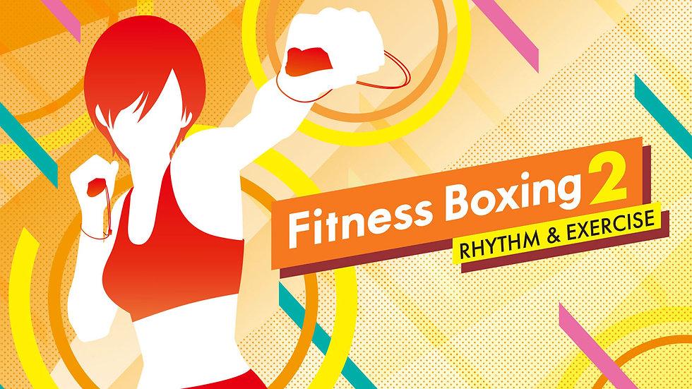Nintendo NS Fitness Boxing 2: Rhythm & Exercise