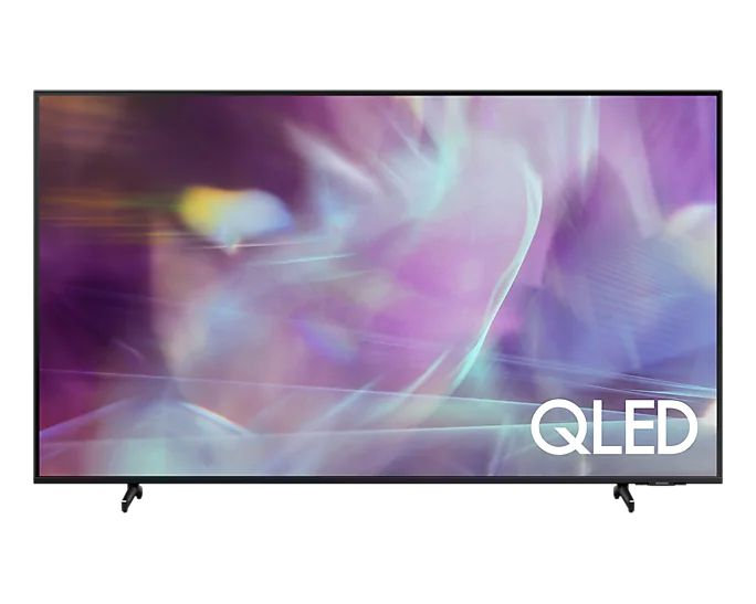 """Samsung 55"""" Q60A QLED 4K Smart TV (2021) QA55Q60AAJXZK"""