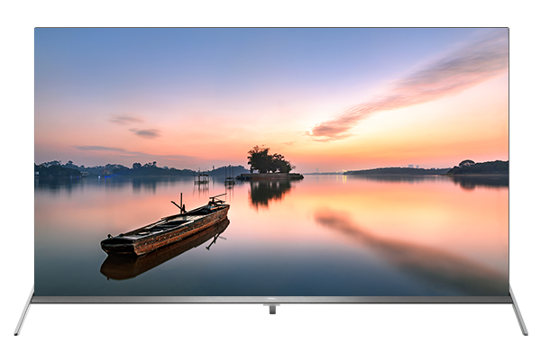 TCL - 50P8S 50'' 4K Android TV 智能電視 (6 年行貨保用)