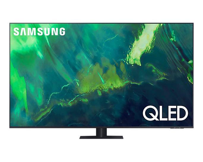 """SAMSUNG 65"""" Q70A QLED 4K Smart TV (2021) QA65Q70AAJXZK"""