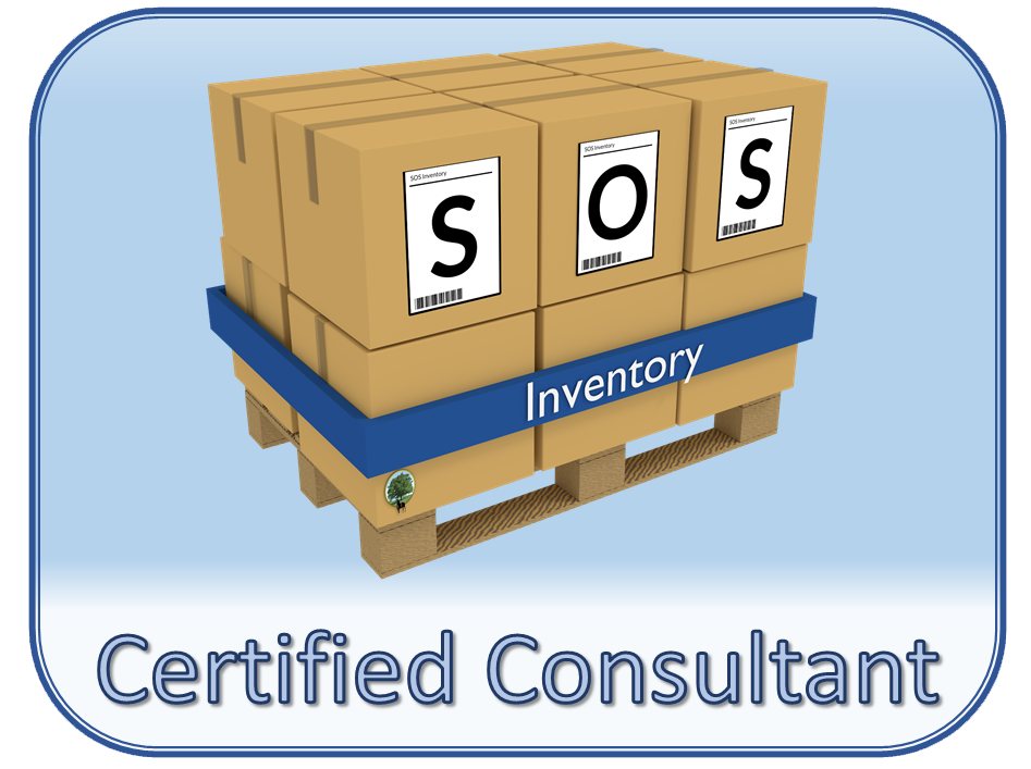 SOS Inventory ProAdvisor Certified Consultant